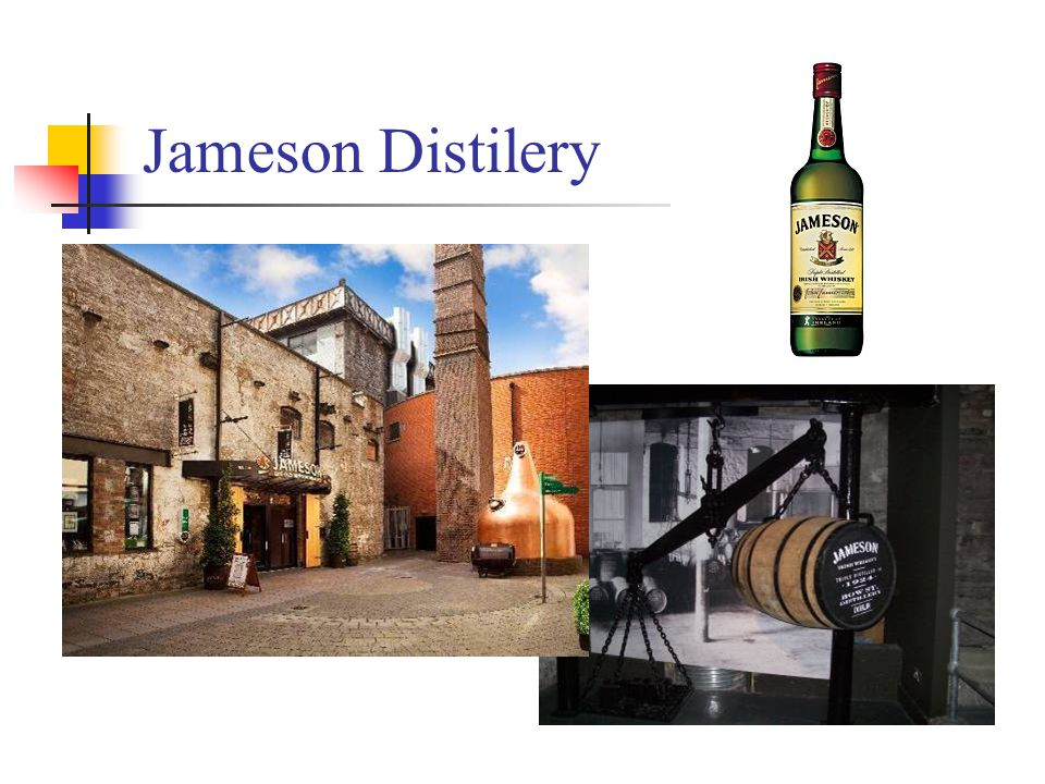 Jameson Distilery