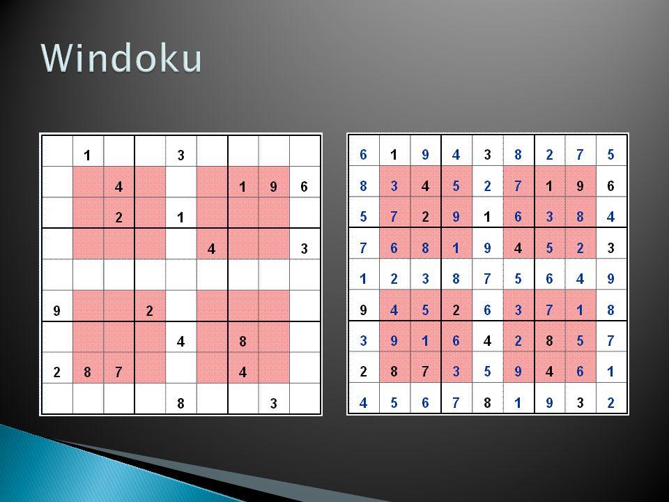 Windoku