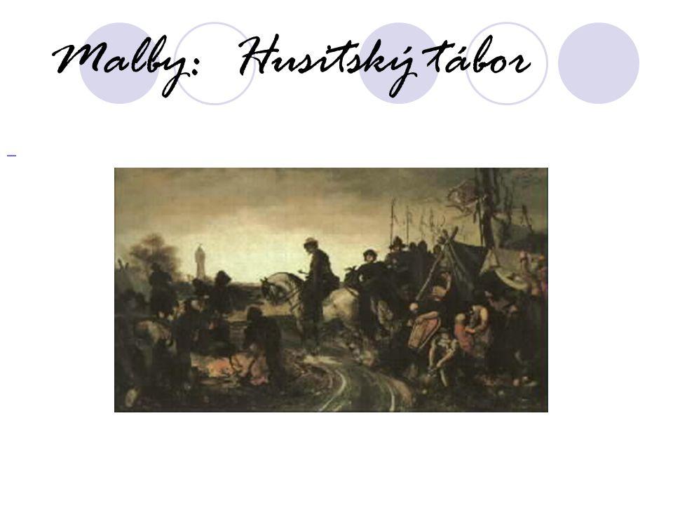 Malby: Husitský tábor