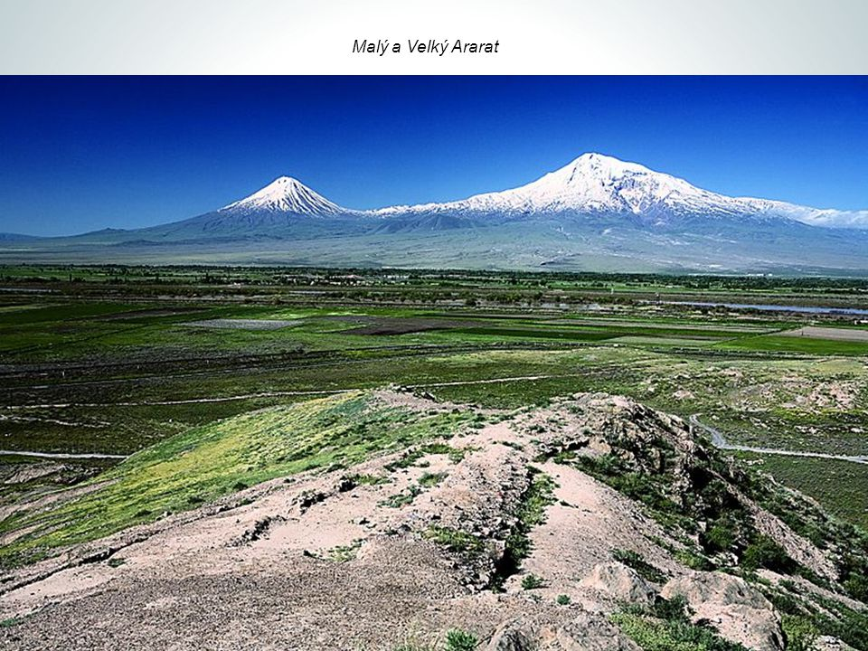 Malý a Velký Ararat