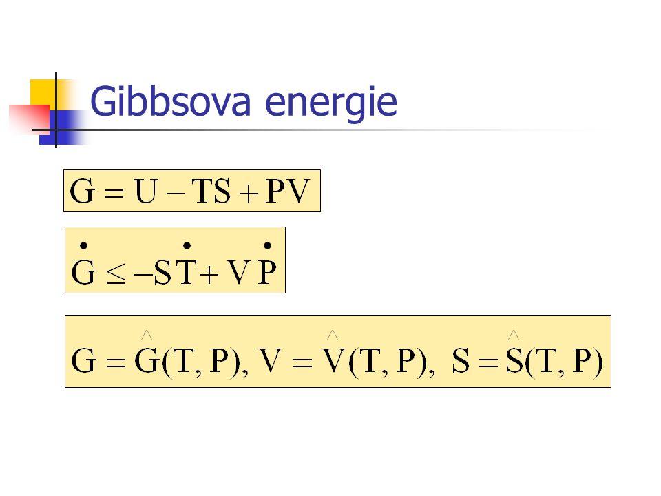Gibbsova energie