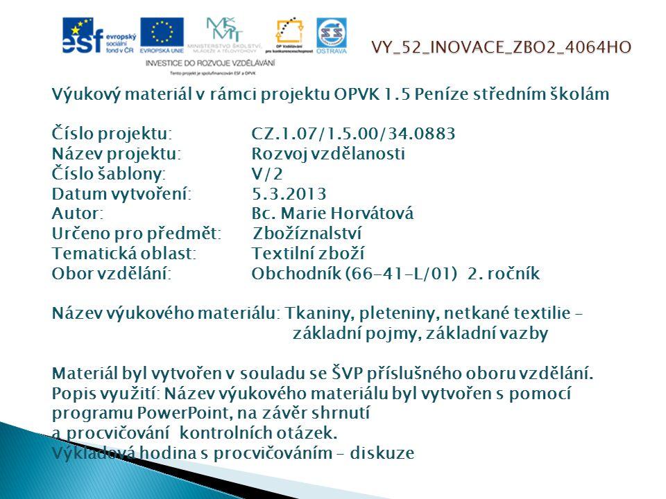 VY_52_INOVACE_ZBO2_4064HO