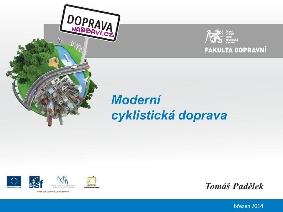 Moderní cyklistická doprava