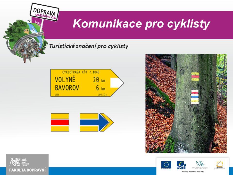 Komunikace pro cyklisty