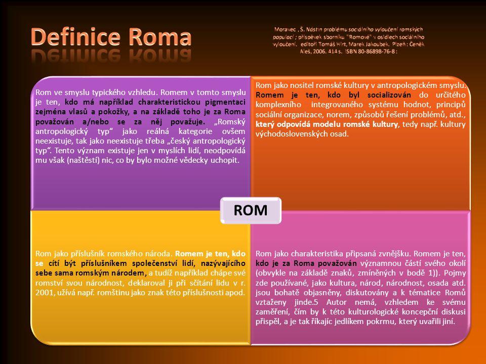 Definice Roma