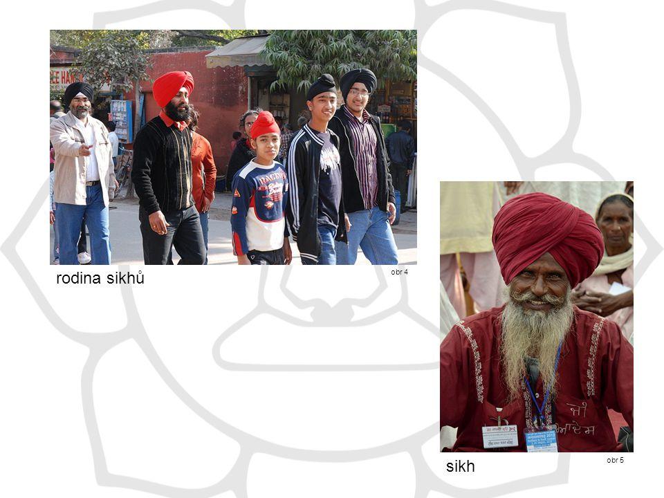 rodina sikhů obr 4 sikh obr 5