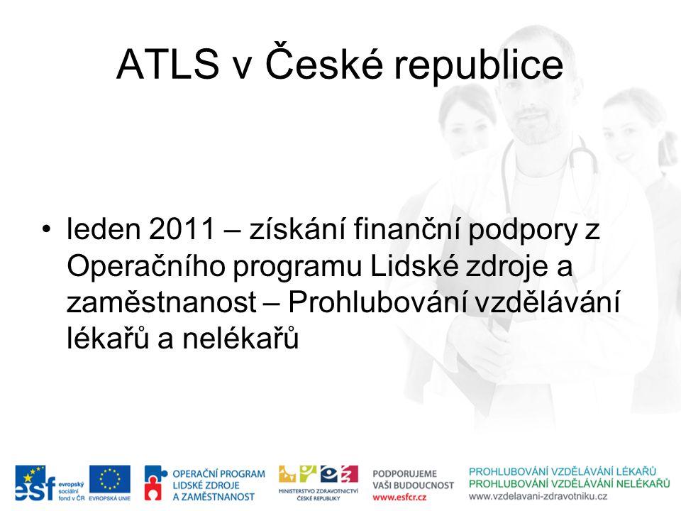 ATLS v České republice