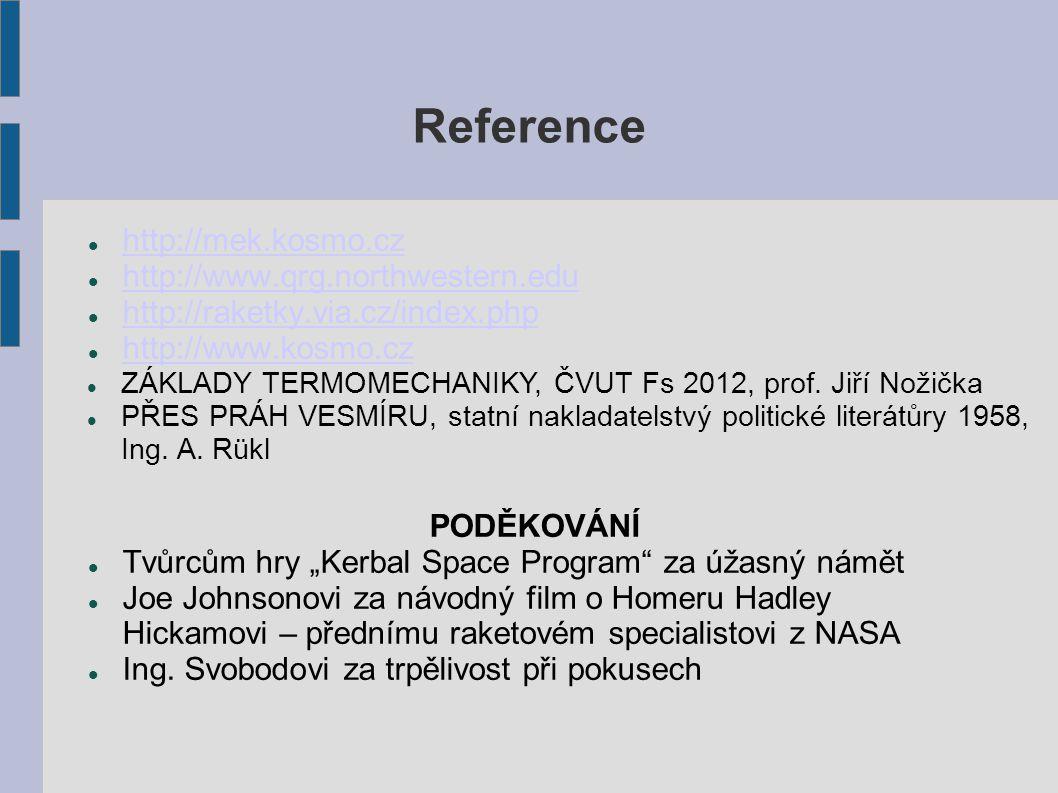 Reference http://mek.kosmo.cz http://www.qrg.northwestern.edu