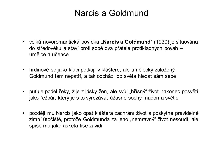 Narcis a Goldmund