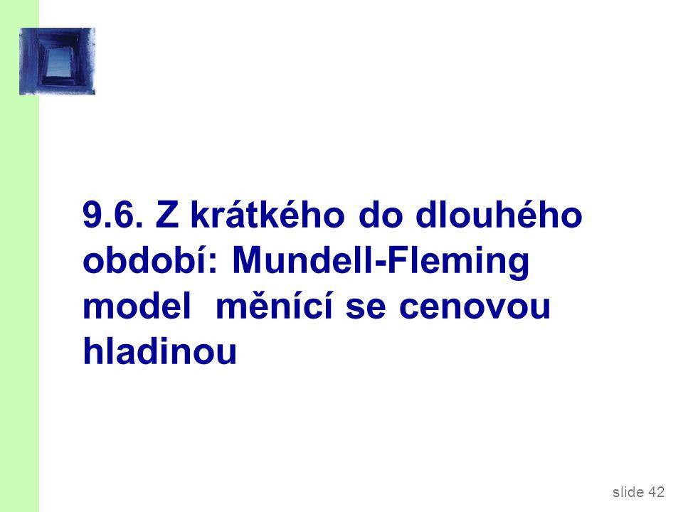 Mundell-Fleming a křivka AD