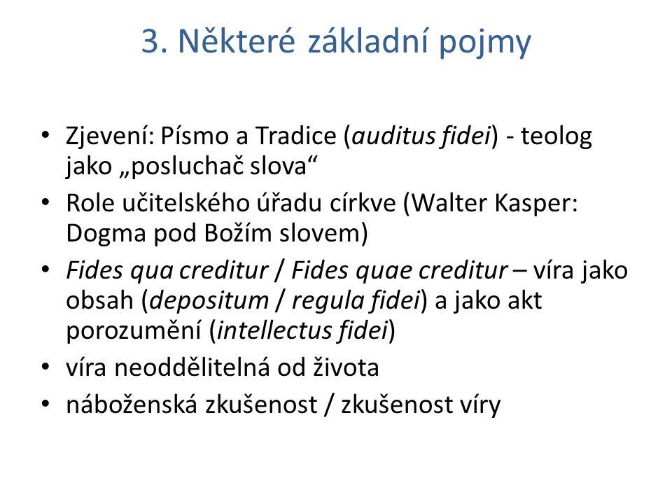 3. Některé základní pojmy