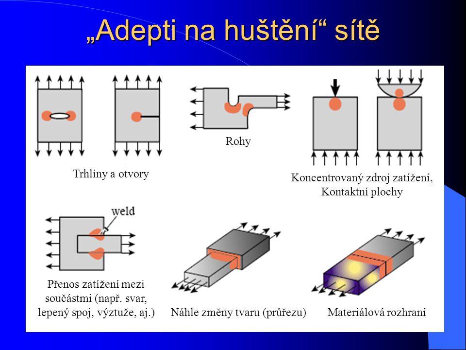 """""""Adepti na huštění sítě"""