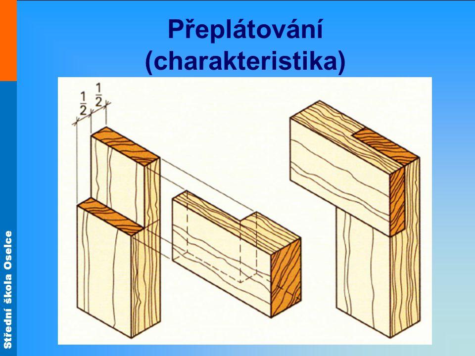 Přeplátování (charakteristika)