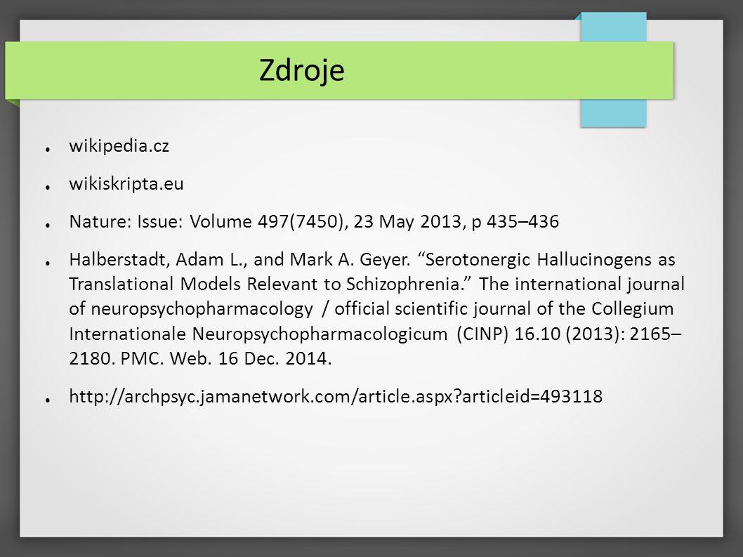 Zdroje wikipedia.cz wikiskripta.eu
