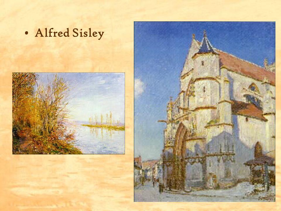 Alfred Sisley