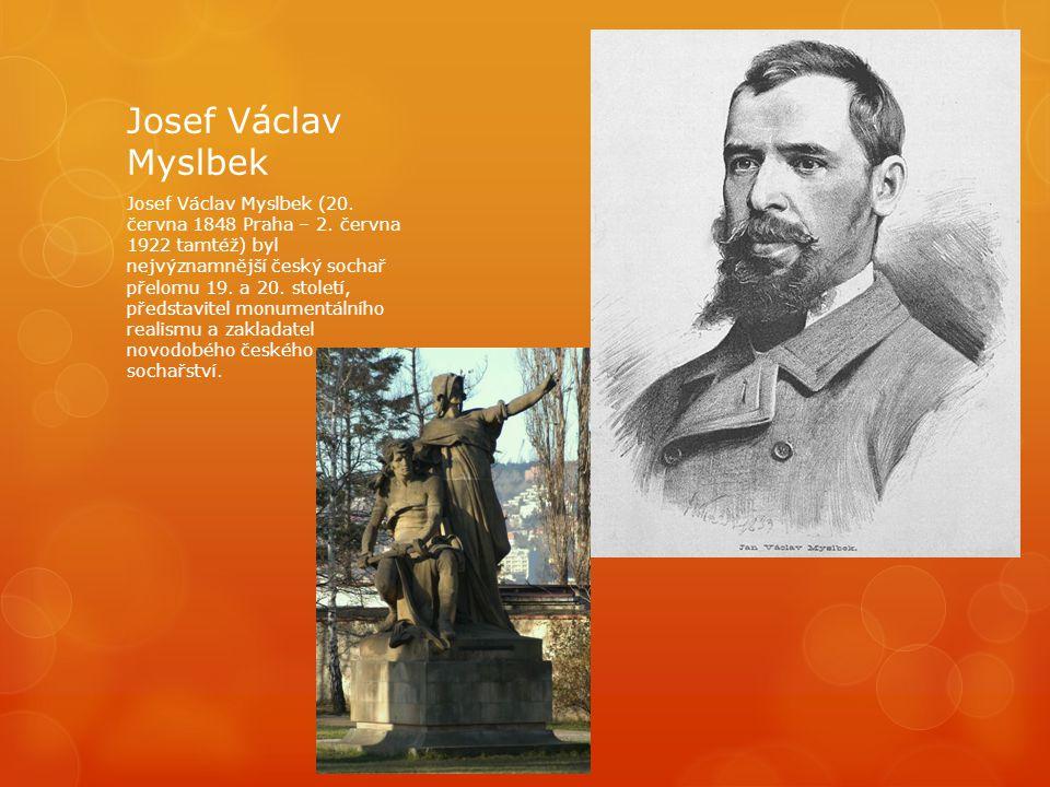 Josef Václav Myslbek