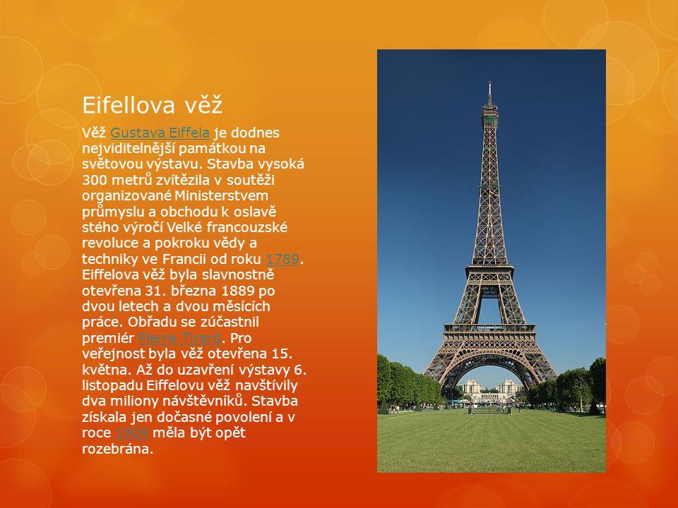 Eifellova věž