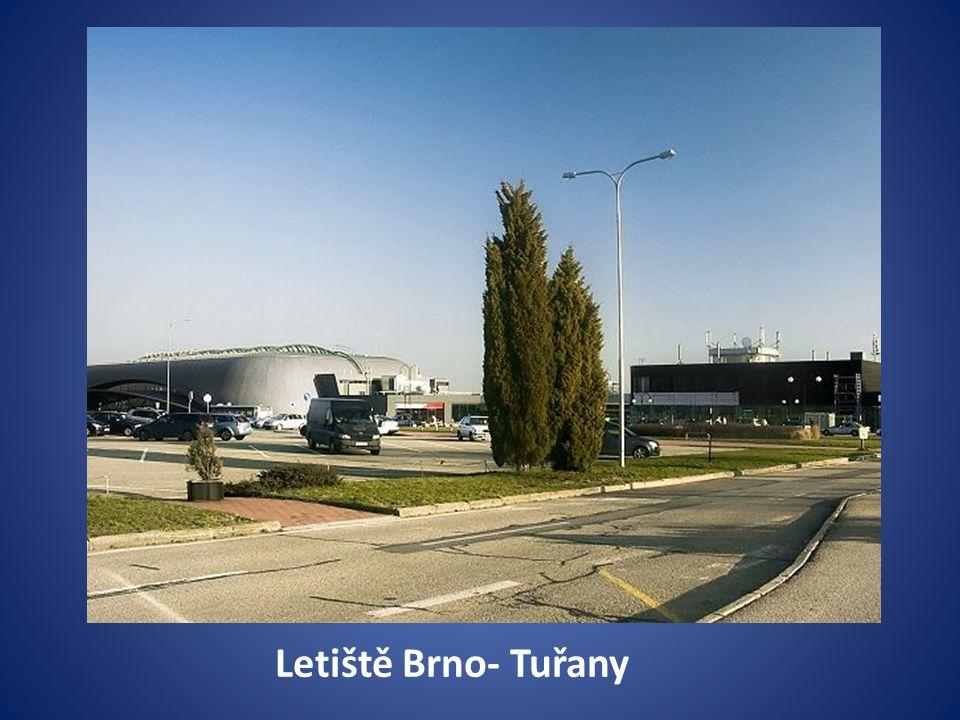 Letiště Brno- Tuřany