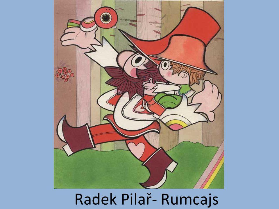 Radek Pilař- Rumcajs