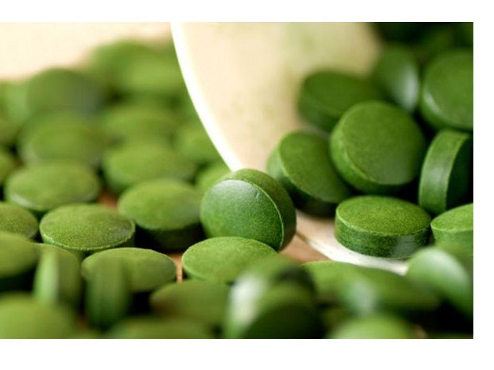Chlorella je významným doplňkem stravy
