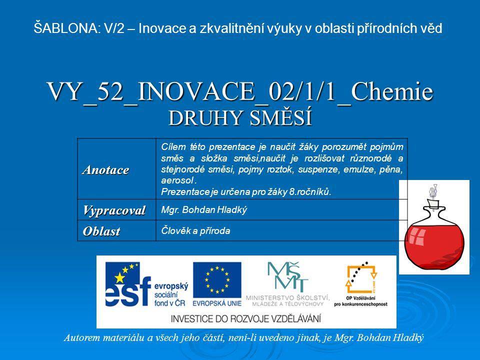VY_52_INOVACE_02/1/1_Chemie