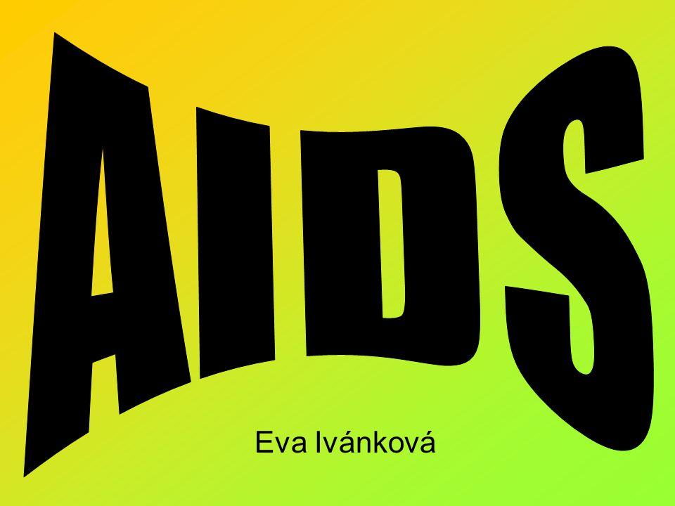 AIDS Eva Ivánková