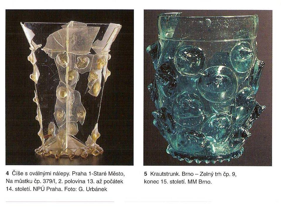 Obrazy skleněných nádob