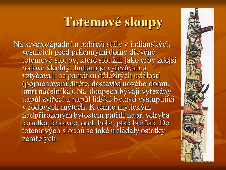 Totemové sloupy