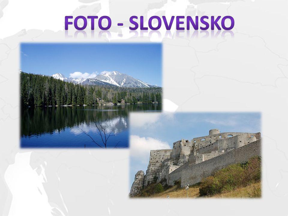 FOTO - SLOVENSKO