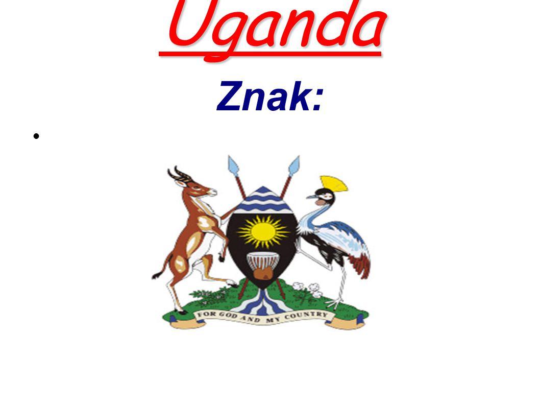 Uganda Znak: