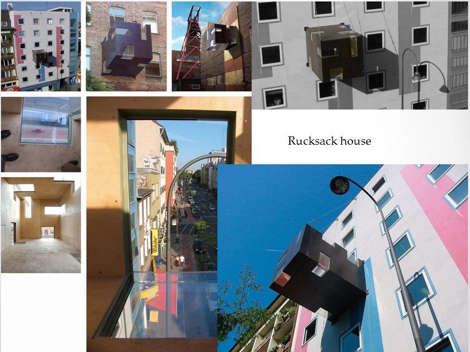 Rucksack house