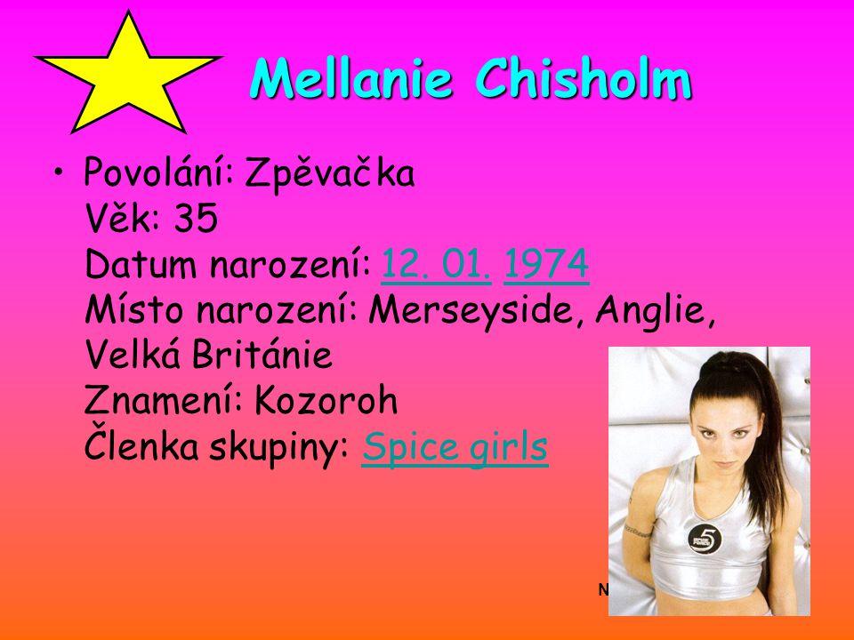 Mellanie Chisholm