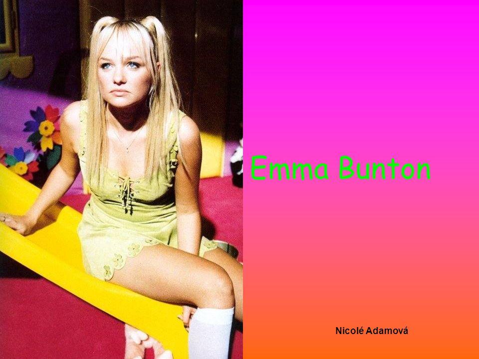 Emma Bunton Nicolé Adamová