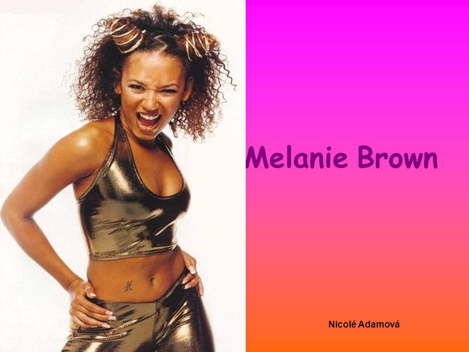 Melanie Brown Nicolé Adamová