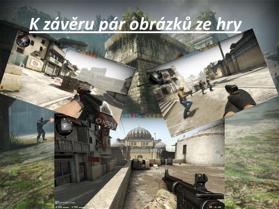 K závěru pár obrázků ze hry