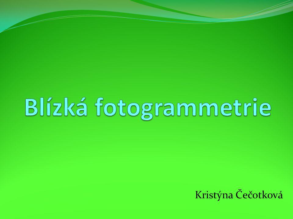 Blízká fotogrammetrie
