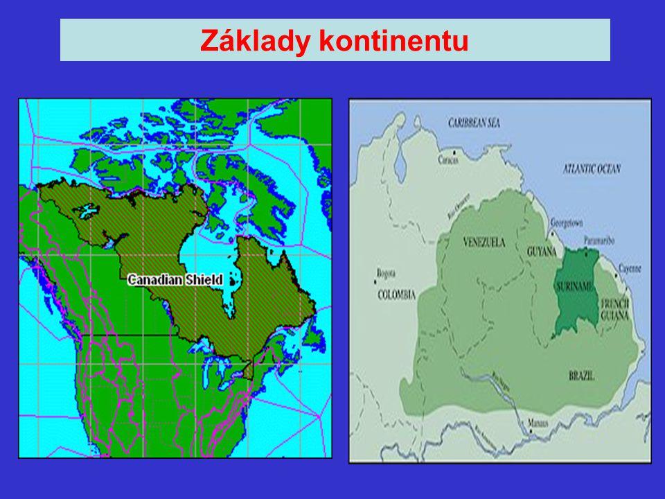 Základy kontinentu