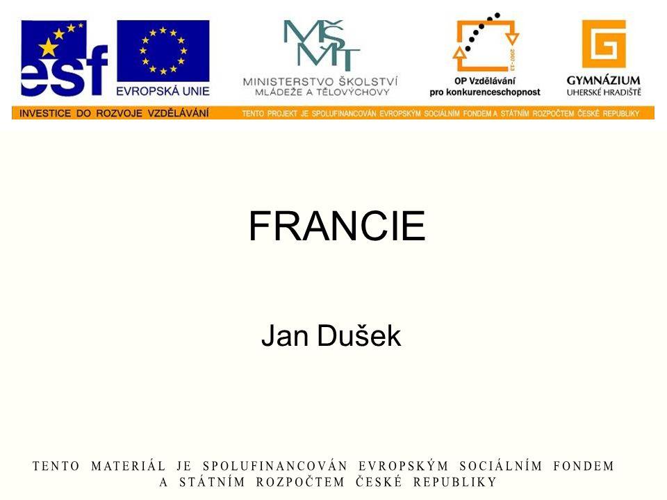 FRANCIE Jan Dušek