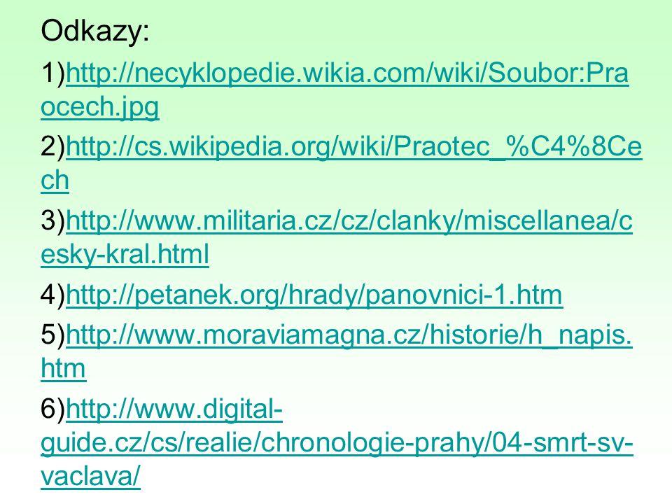 Odkazy: http://necyklopedie.wikia.com/wiki/Soubor:Praocech.jpg