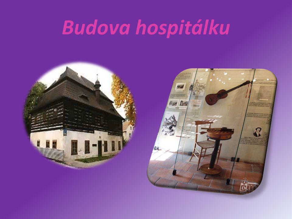 Budova hospitálku
