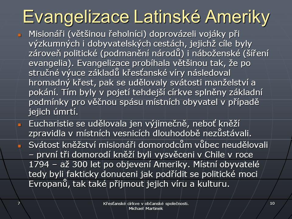 Evangelizace Latinské Ameriky