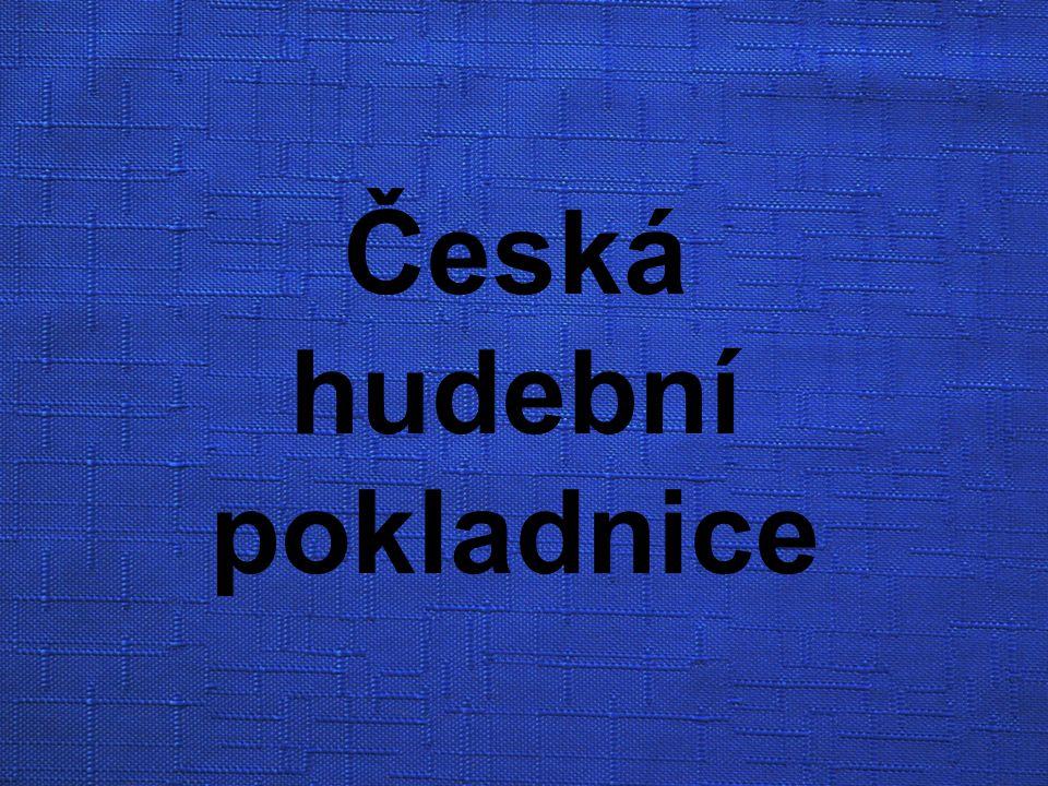 Česká hudební pokladnice
