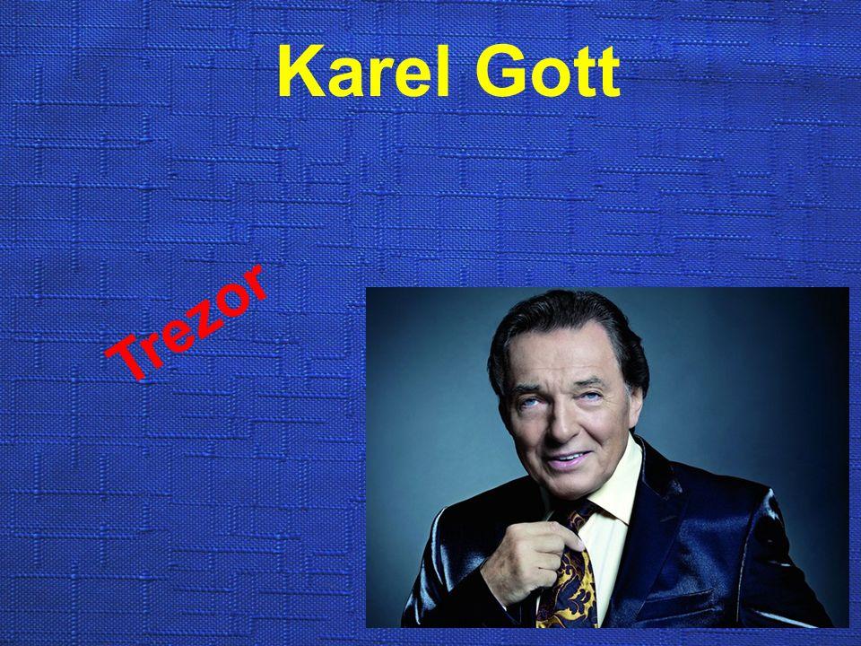 Karel Gott Trezor