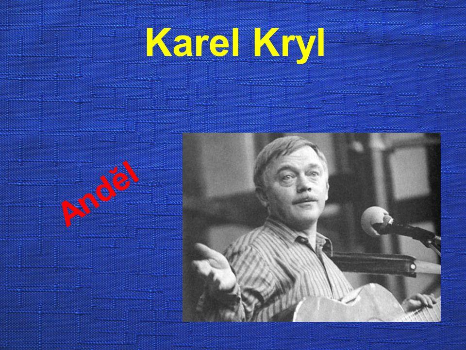 Karel Kryl Anděl
