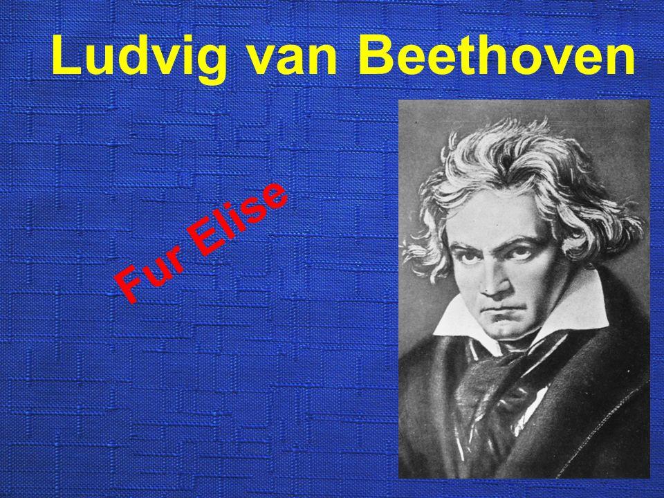 Ludvig van Beethoven Fur Elise