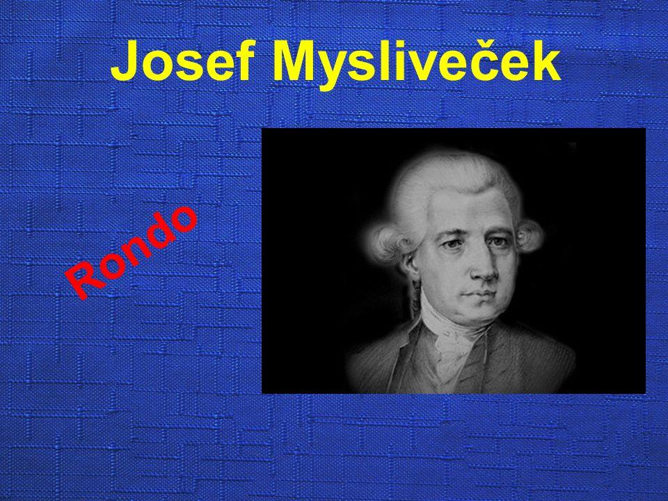 Ludvig van Beethoven Josef Mysliveček