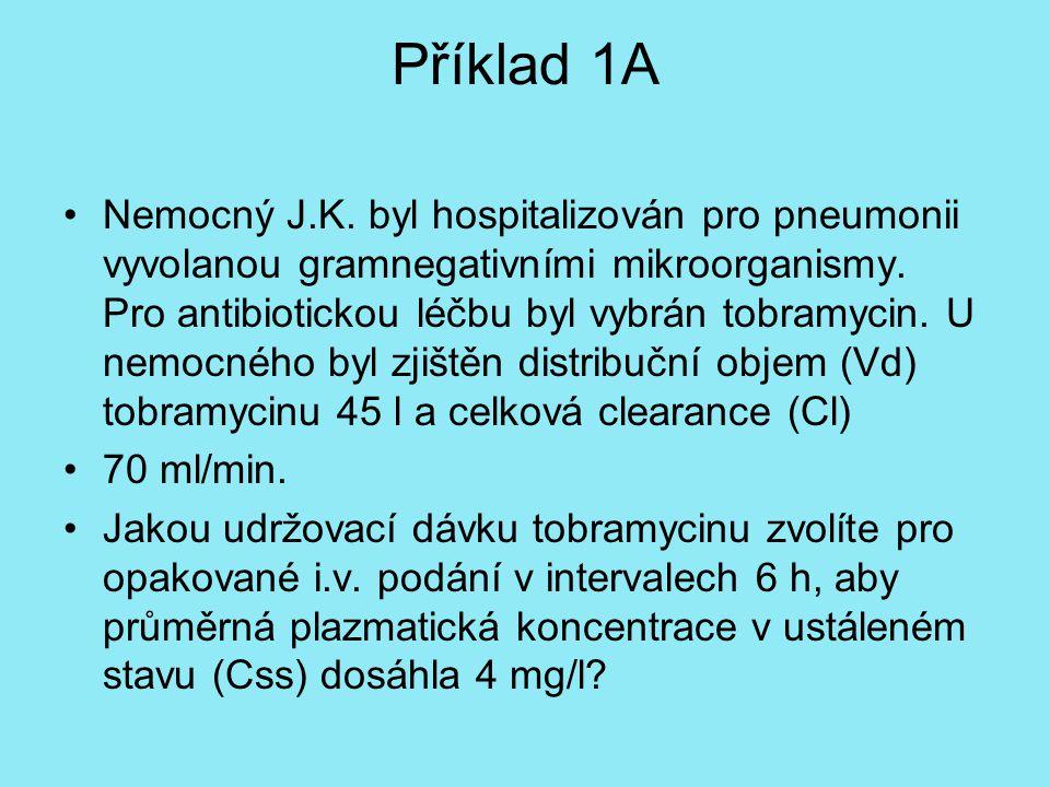 Příklad 1A