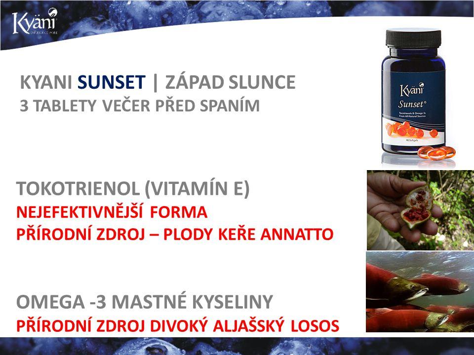 KYANI SUNSET | ZÁPAD SLUNCE