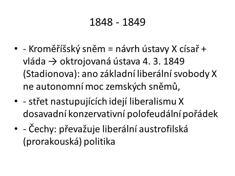 1848 - 1849