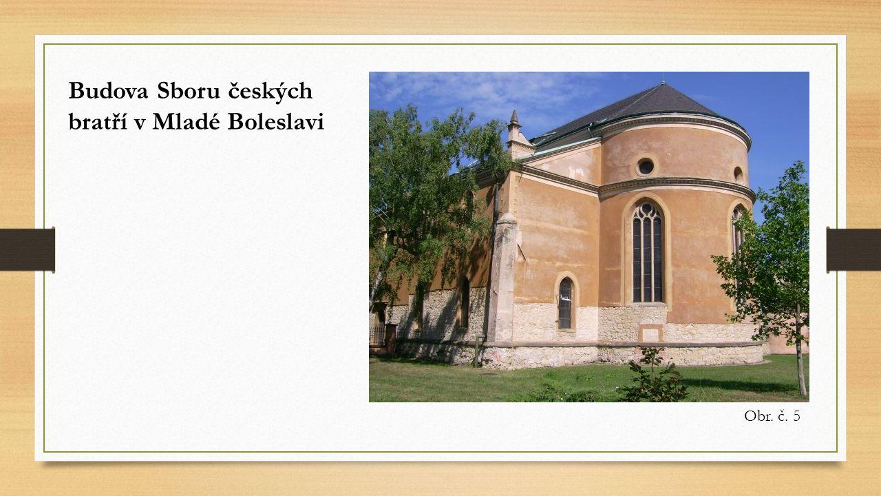 Budova Sboru českých bratří v Mladé Boleslavi